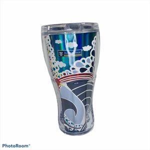 Royal Caribbean travel mug Coca Cola tumbler